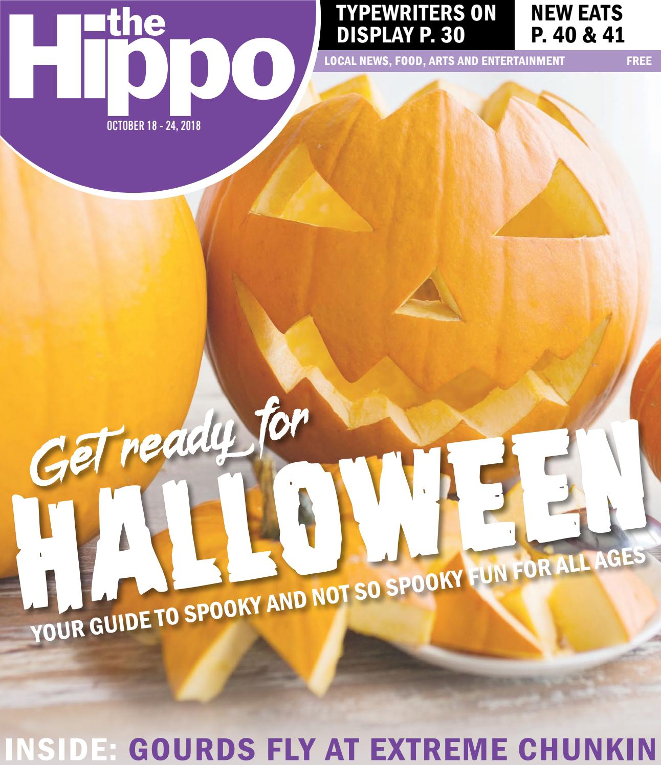 b63e5ed8 Hippo 10-18-18 by The Hippo - issuu