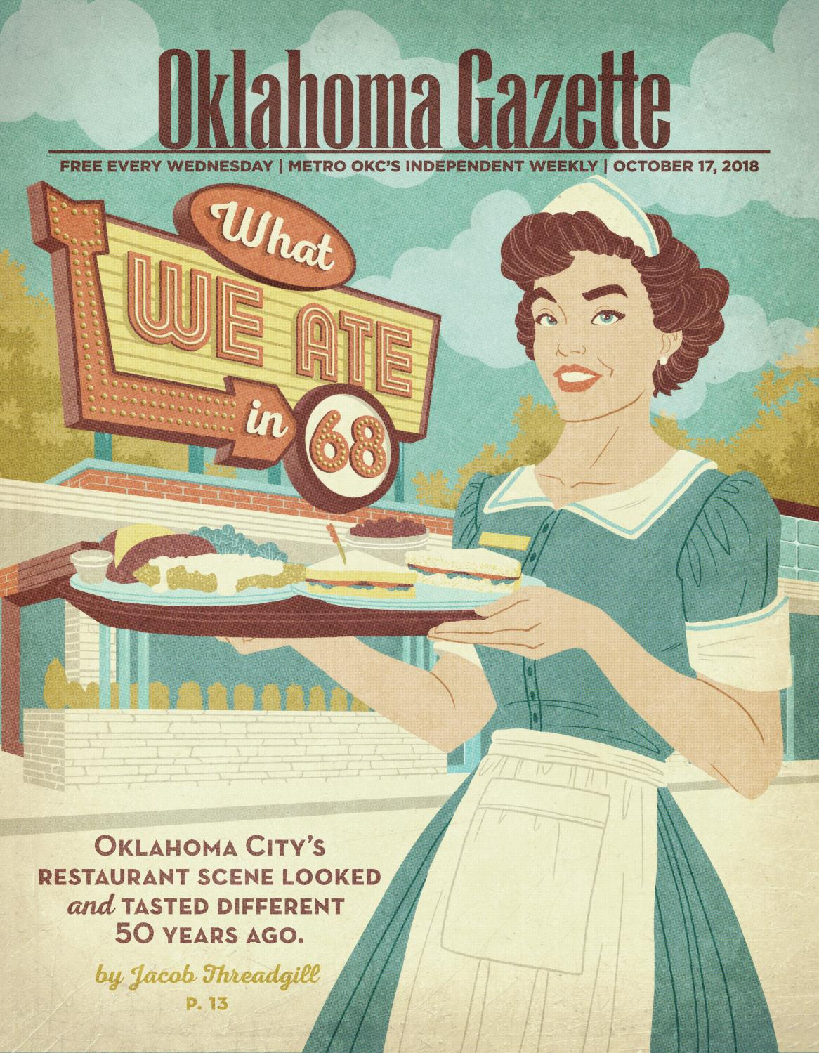 769aa89d2243 What we ate in 68 by Oklahoma Gazette - issuu