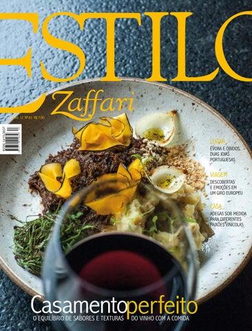 390631be4ce Revista Estilo Zaffari - Edição 83 by Entrelinhas Conteúdo   Forma ...