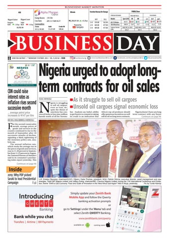 a955f5e45 BusinessDay 17 Oct 2018 by BusinessDay - issuu