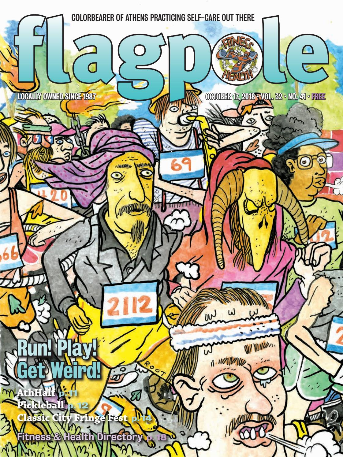 October 17th, 2018 by Flagpole Magazine - issuu
