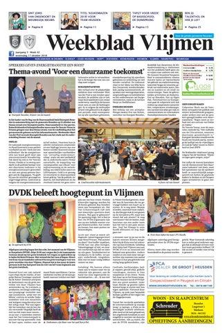 Autobedrijf De Toekomst Vlijmen.Weekblad Vlijmen 17 10 2018 By Uitgeverij Em De Jong Issuu