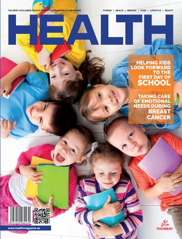 572e2d188 Health Magazine: September - October 2018 by Health Magazine - UAE ...
