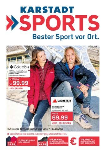 Sports Sports KW42 Karstadt issuu Karstadt Prospekt by NwXnO80Pk