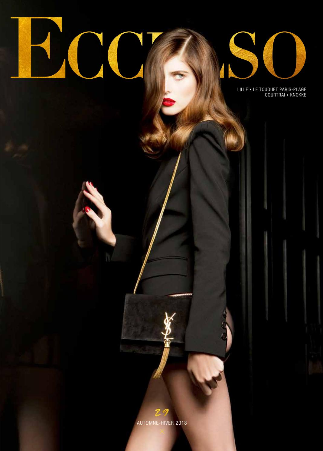 Eccelso Automne Hiver 2018-19 by Eccelso Magazines - issuu ea9dad46660