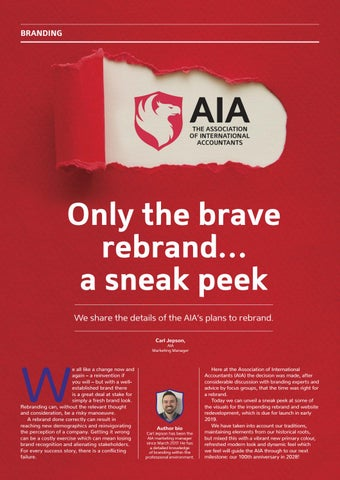 Page 10 of Only the brave rebrand