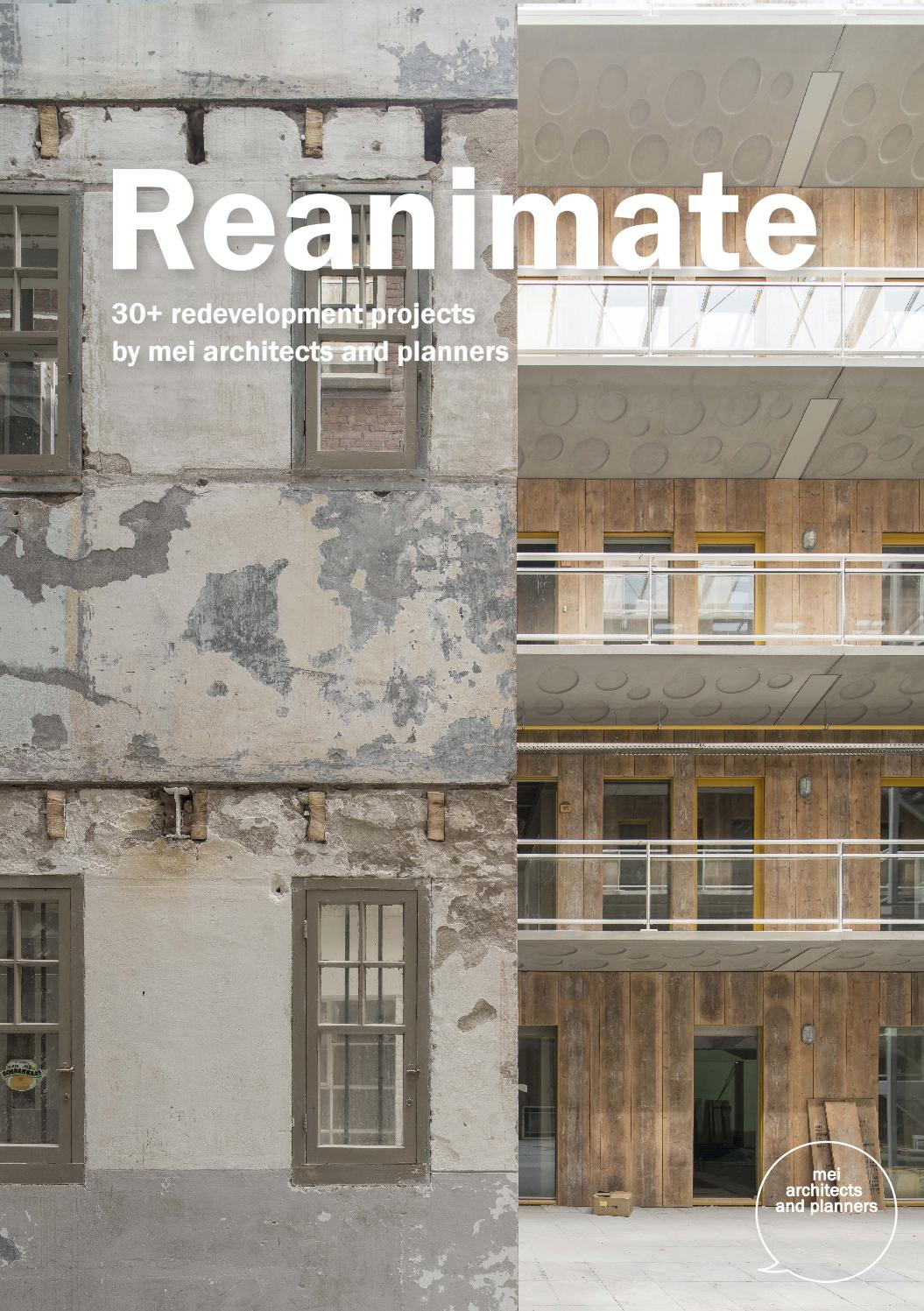Idee Deco Chic Et Choc reanimate - 30+ redevelopment projectsmei architects and
