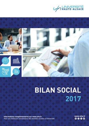b8a6f33cc679b9 Bilan social 2017 by Service Communication - issuu