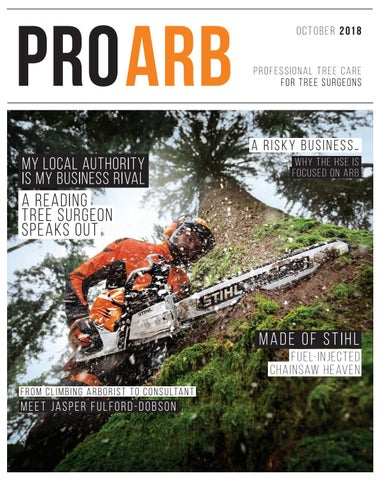 Pro Arb October 2018 by Eljays44 - issuu