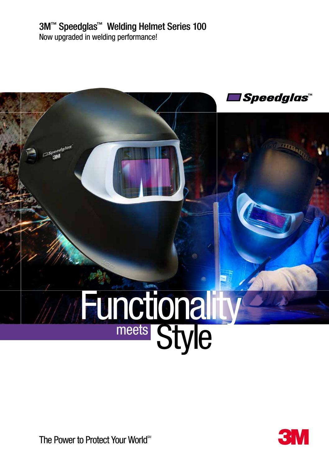 """8-12 3M Speedglas 100V Series Welding Helmet /"""" WILD N PINK /"""" Variable Shade 3"""