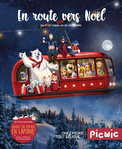 5ca2837d2dec1 Catalogue jouets Noël 2018 - Picwic by Yvernault - issuu