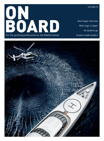 61d6c73a6 ONBOARD Magazine autumn 2018 by Plum Publications - issuu