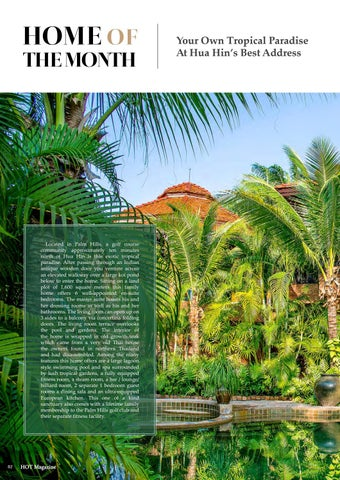 Page 82 of Your Own Tropical Paradise At Hua Hin's Best Address