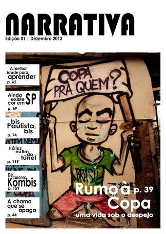 Revista Narrativa - Edição 01 by Mackenzie CCL - issuu 7a946f06c7