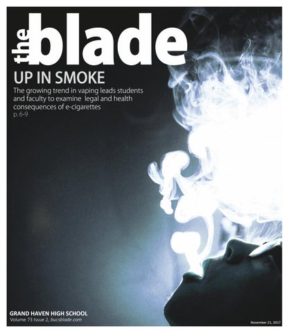 The Bucs' Blade: Up In Smoke Vaping Edition by The Bucs' Blade - issuu