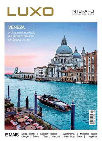 20cc212b337 Revista InterArq Luxo Primavera by Revista InterArq - issuu