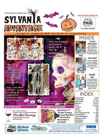 Sylvania Advantage Mid Oct 2018 By Sylvaniaadvantage Issuu