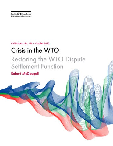 what is the function of wto