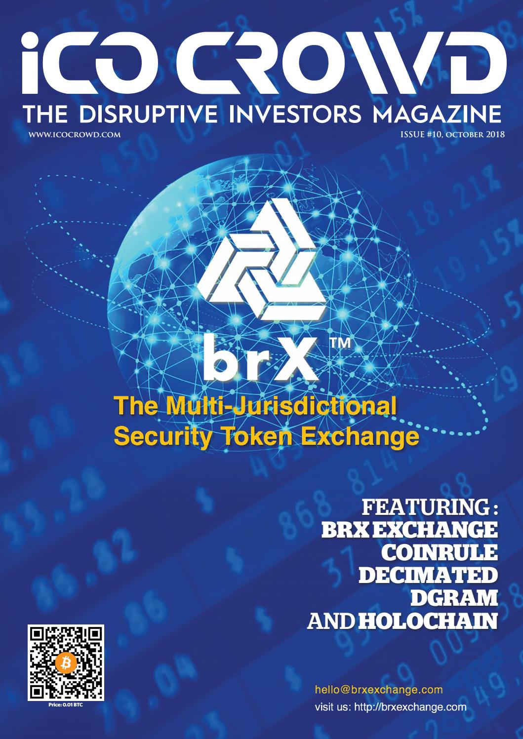 ICO CROWD ISSUE 10 by Ico Crowd - issuu