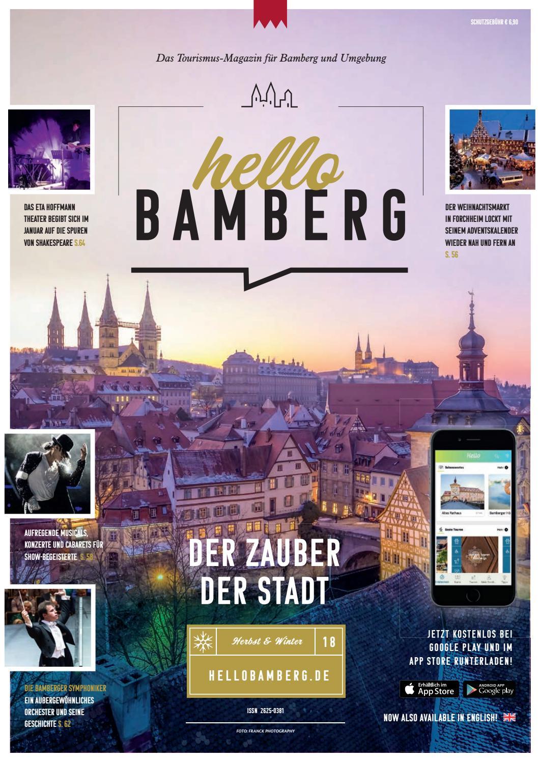 92dfe7c89d4c73 Hello Bamberg - Herbst Winter 2018 by m.karg infranken.de - issuu