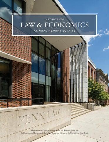 ILE Annual Report 2017-2018 by Penn Law - issuu
