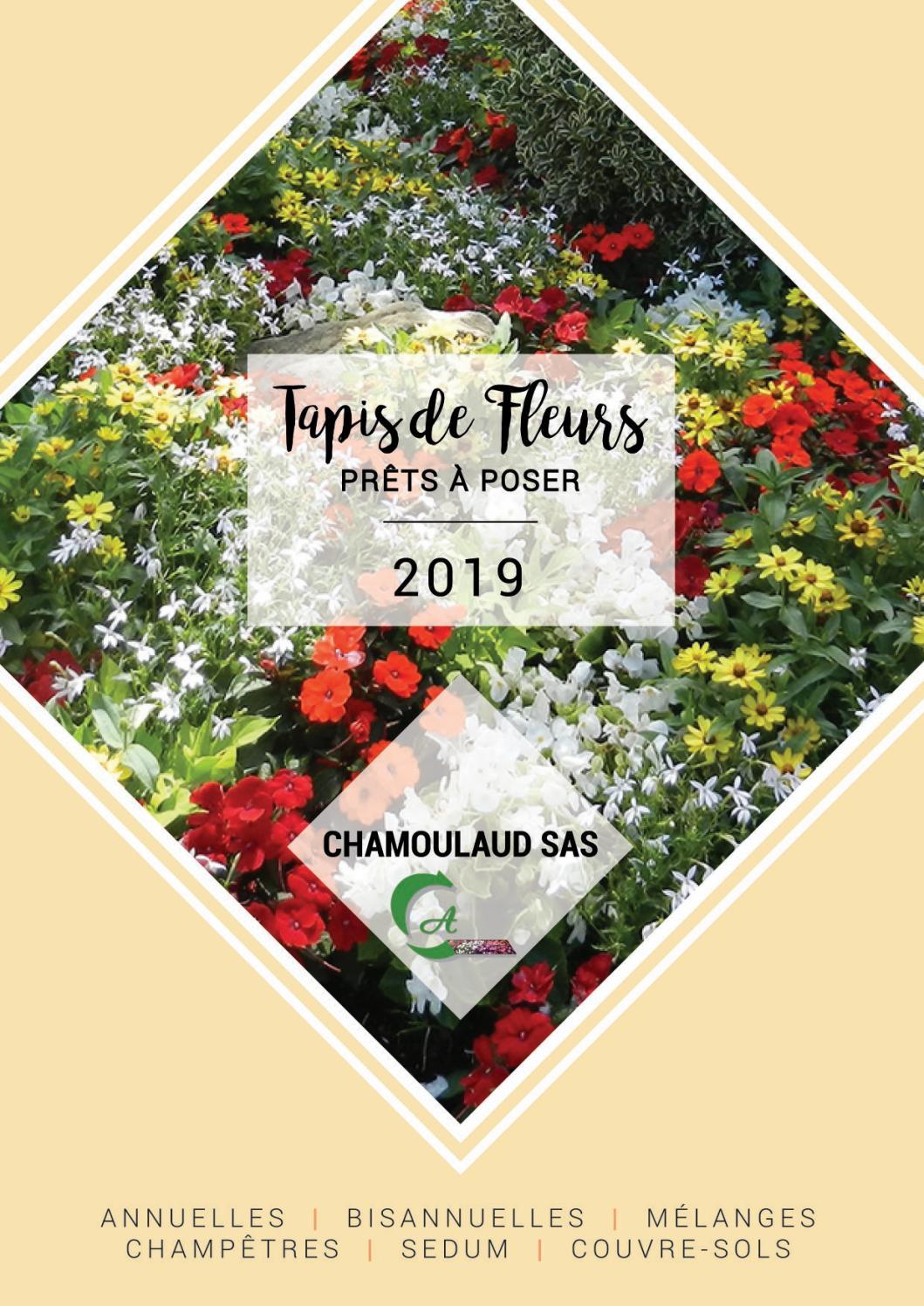 Tapis De Fleur By Edp Issuu