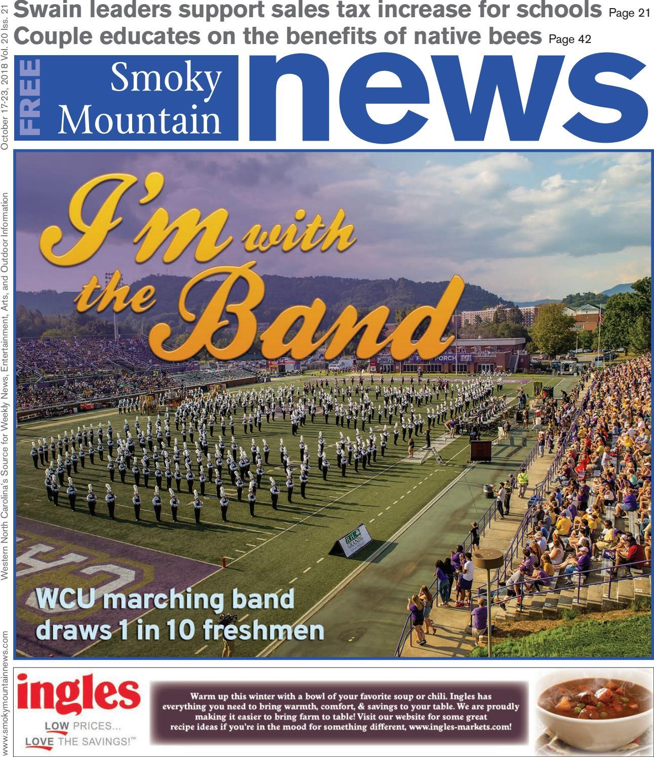 SMN 10 17 18 by Smoky Mountain News - issuu