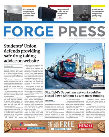 Forge Press #124 by Forge Press - issuu