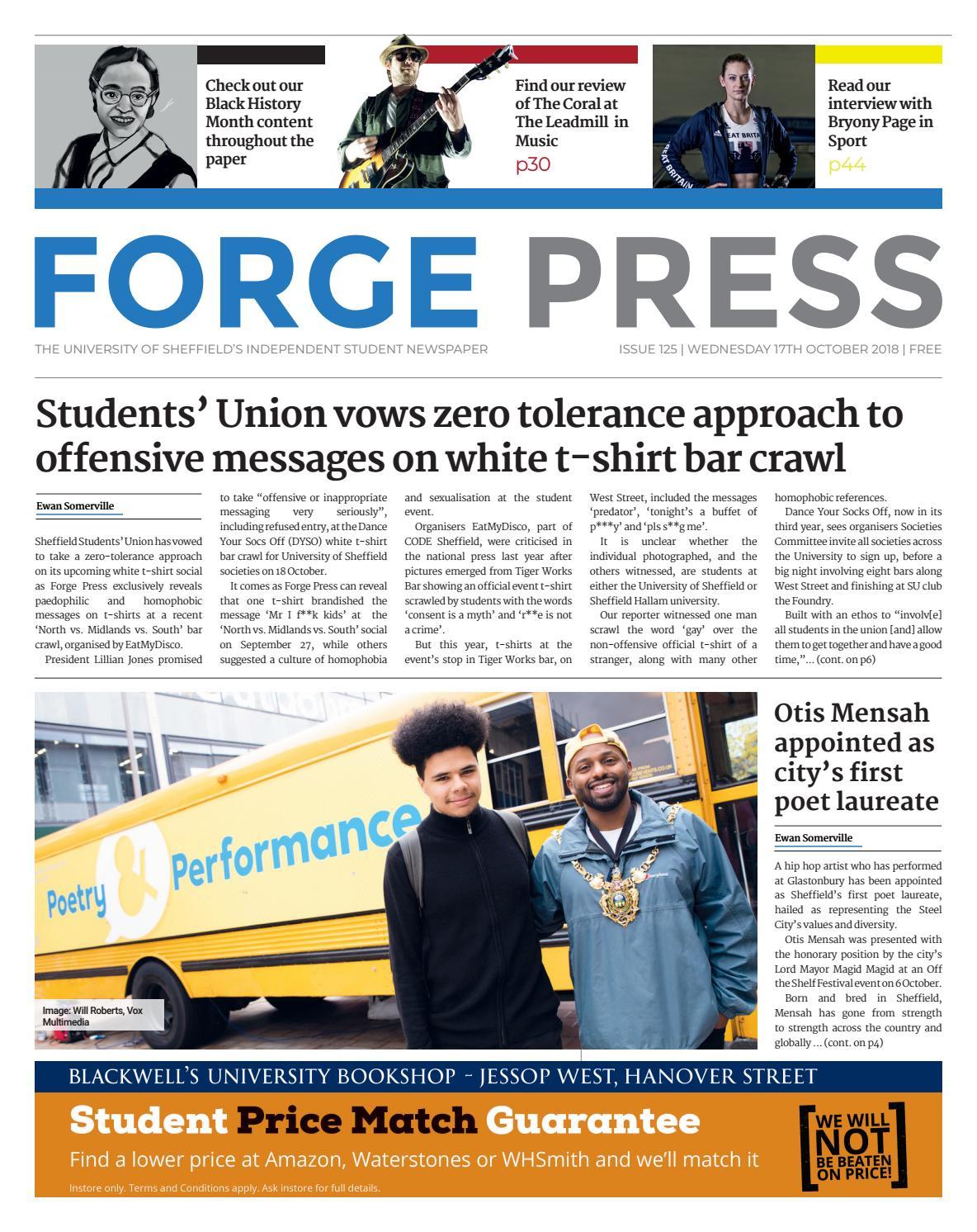 3ae5987e Forge Press #125 by Forge Press - issuu