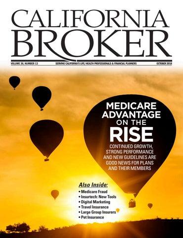 80d5ec6f06 California Broker Magazine by California Broker Magazine - issuu