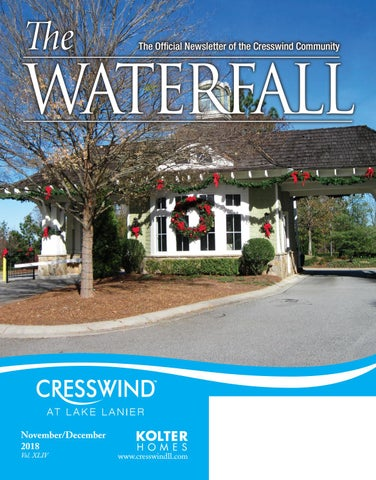 Cresswind The Waterfall May/June 2018 by The Times - issuu