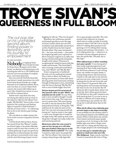 Page 37 of Troye Sivan's queerness in full bloom