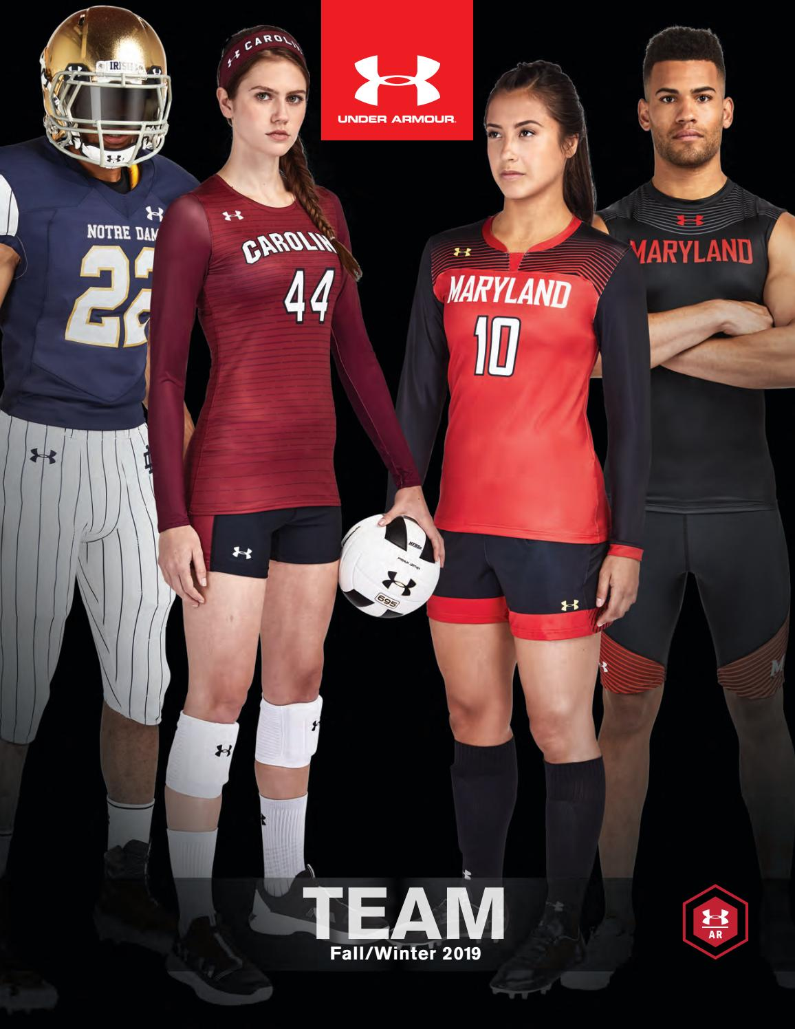 classic fit ff773 cfe54 Under Armour Team 2019 by Team Connection - issuu
