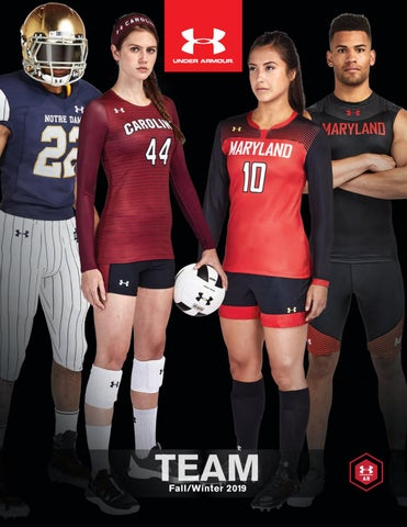 3937ee831 Under Armour Team 2019 by Team Connection - issuu
