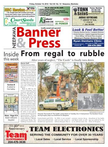 Neepawa Banner Press