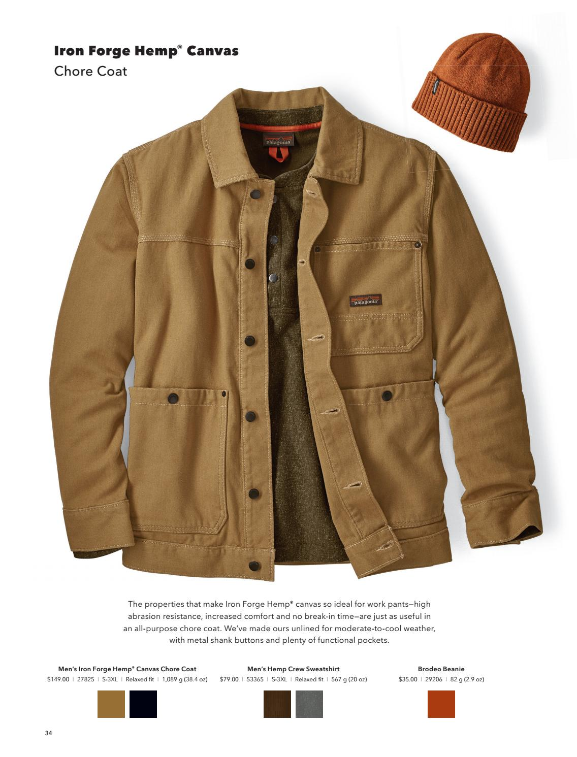 db0139bfae691 Patagonia October Workwear Gear Guide 2018 by Patagonia - The ...