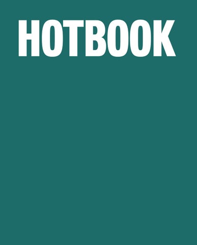 HOTBOOK 028 by HOTBOOK - issuu 7ca670f1284