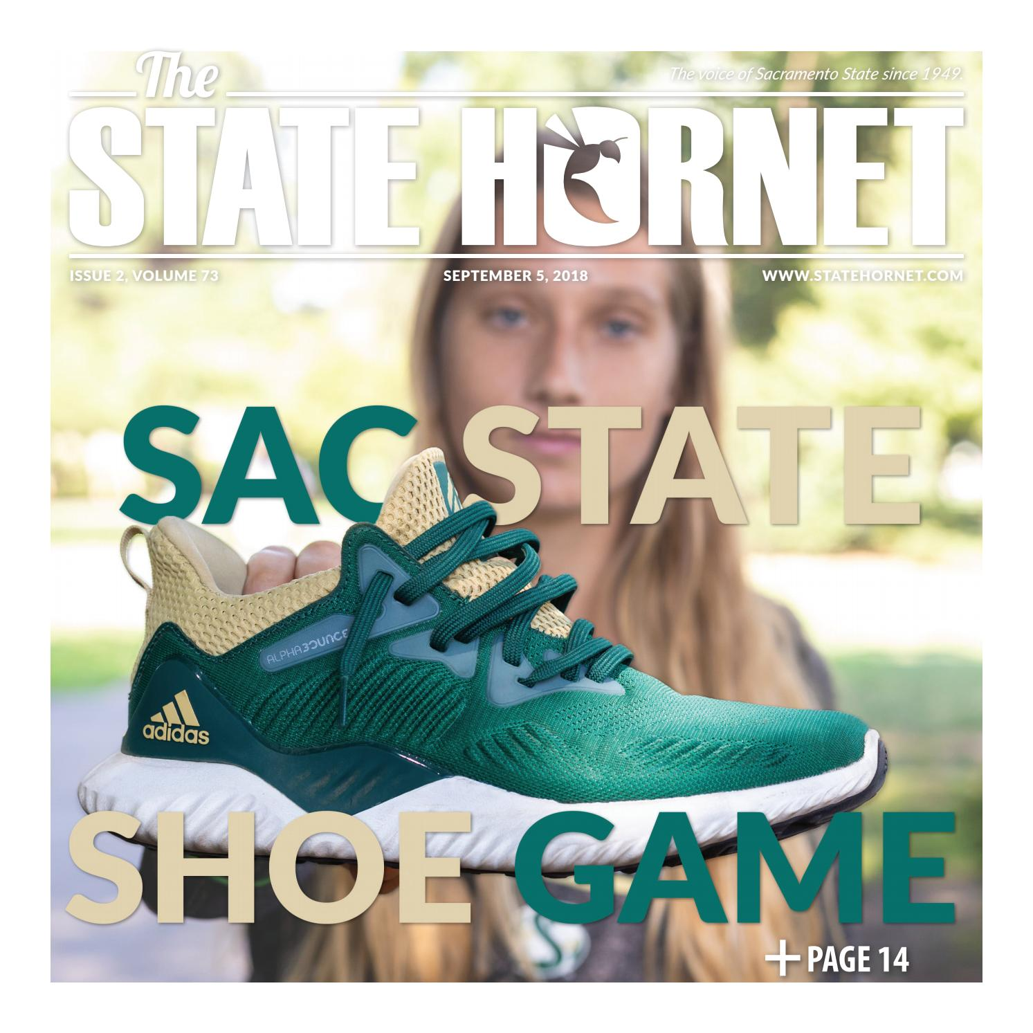 0f8416b4f5a859 The State Hornet — Issue 2 — Sept. 5