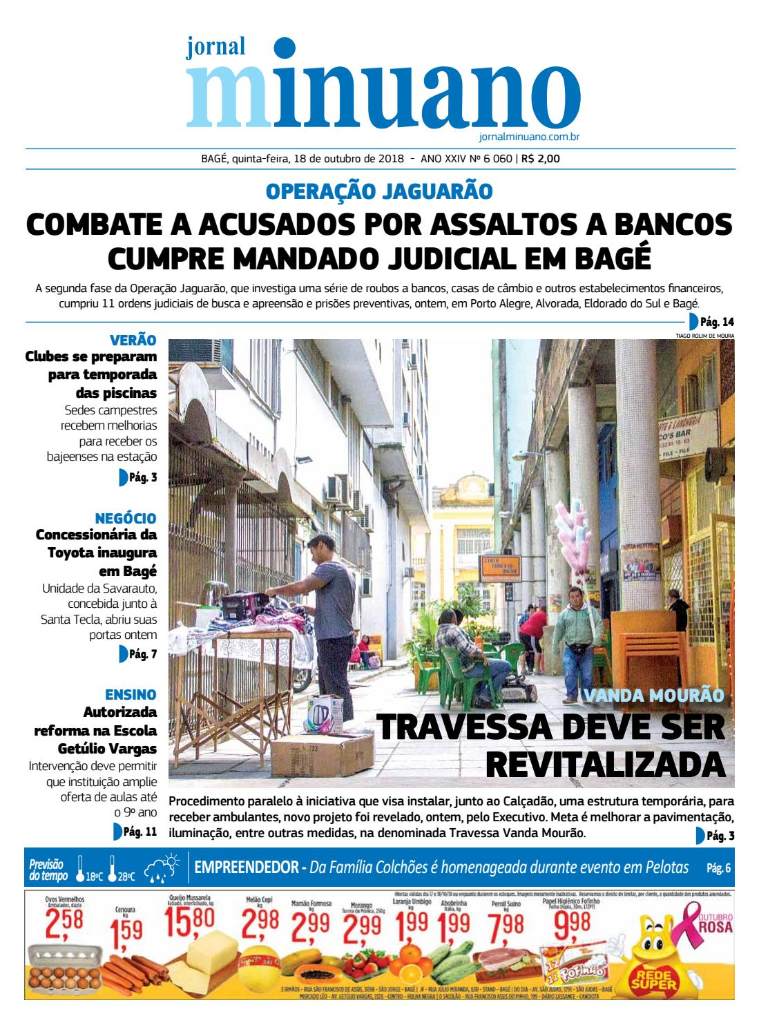 20181018 by Jornal Minuano - issuu df3ff6eb7aca0