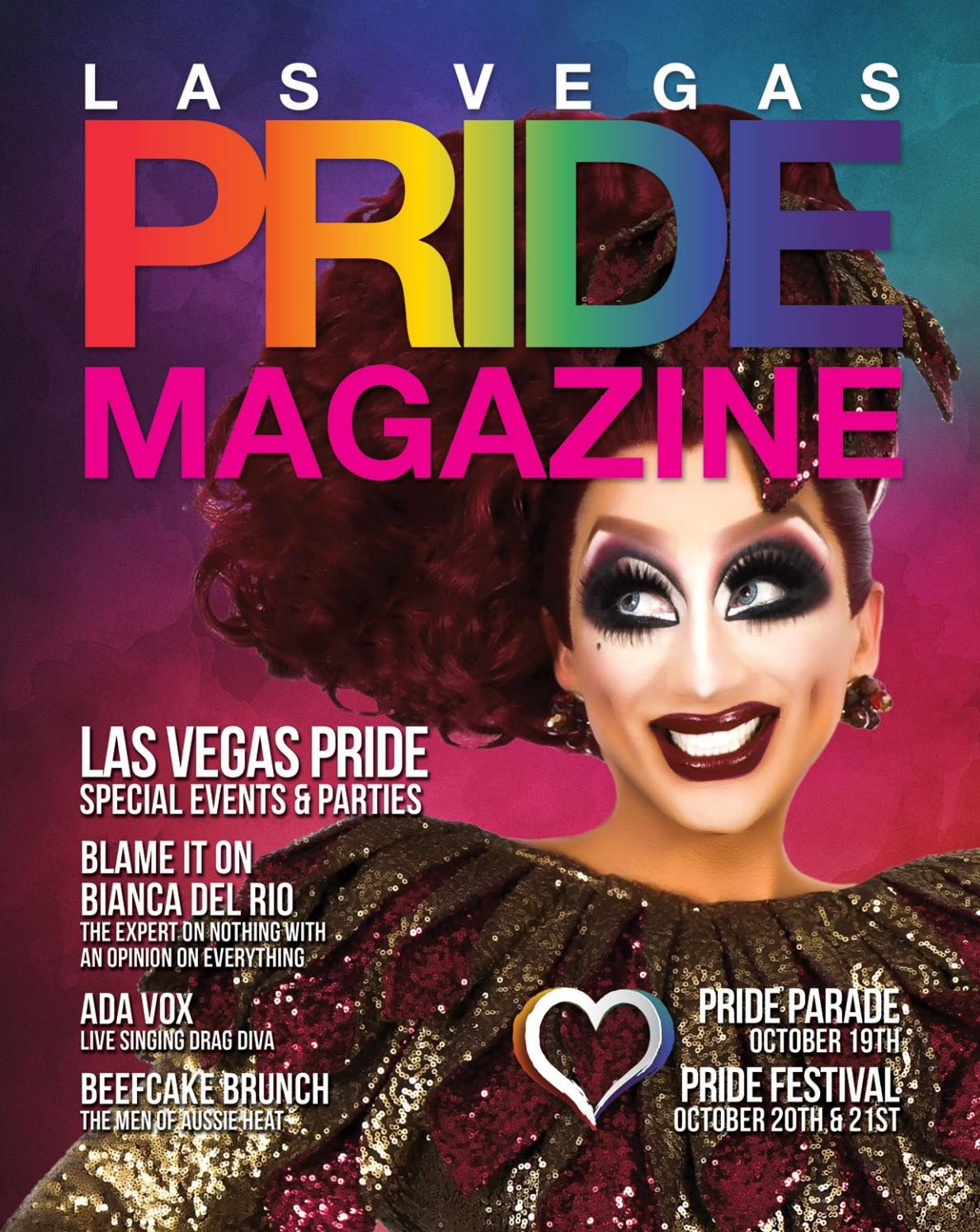 3f4efd22052 Las Vegas PRIDE Magazine - Issue 22 by Las Vegas Pride - issuu