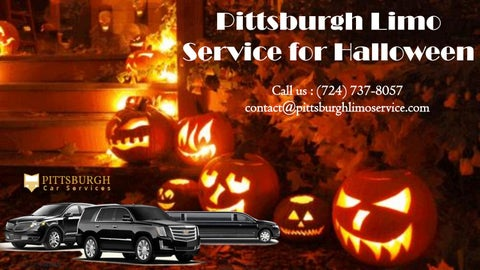 Cover Of Pittsburgh Limo Service For Halloween