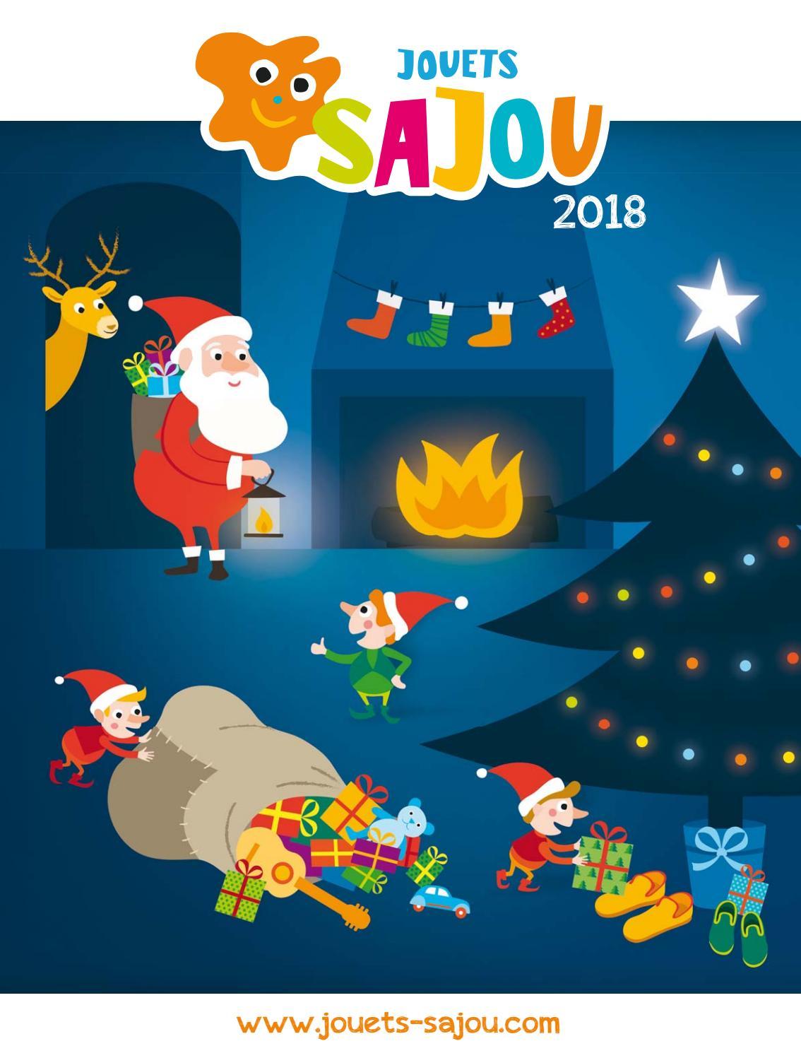 Jouets Noël By Yvernault Sajou 2018 Issuu Catalogue TPkXOZiu
