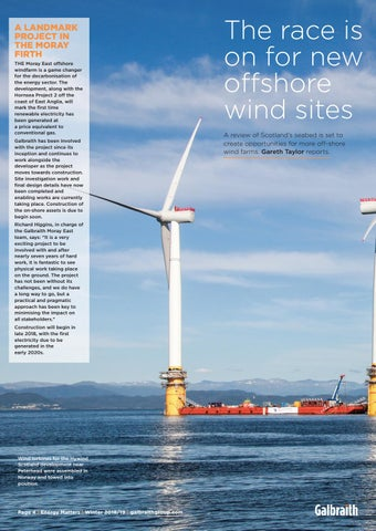 Page 4 of The race is on for new offshore wind sites