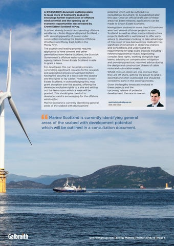 Page 5 of The race is on for new offshore wind sites