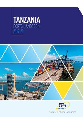 Tanzania Ports Handbook 2019-20 by Land & Marine