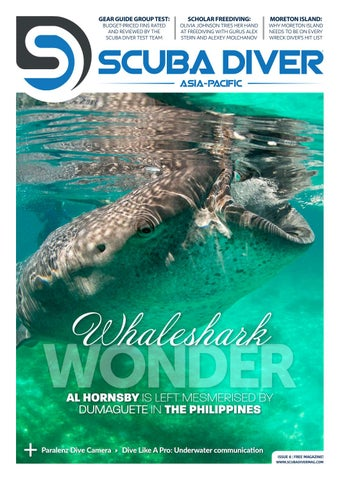 Scuba Diver Asia Pacific - Issue 6 by scubadivermag - issuu