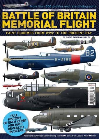 Battle of Britain Memorial Flight preview by Mortons Media Group Ltd