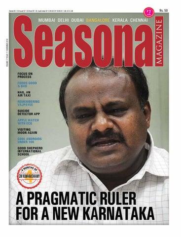 e4d0f392892 Seasonal Magazine - Karnataka Cover Story by John Antony - issuu