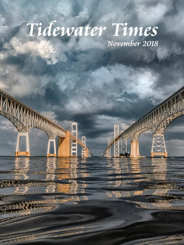 Tidewater Times November 2018 By Tidewater Times