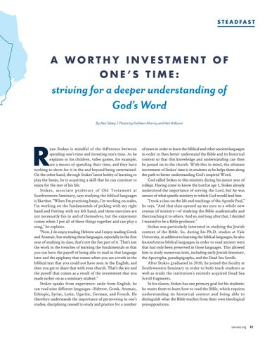 Page 51 of A Worthy Investment of One's Time: striving for a deeper understanding of God's Word